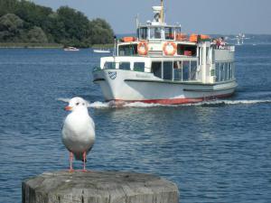 Chiemsee Schifffahrt